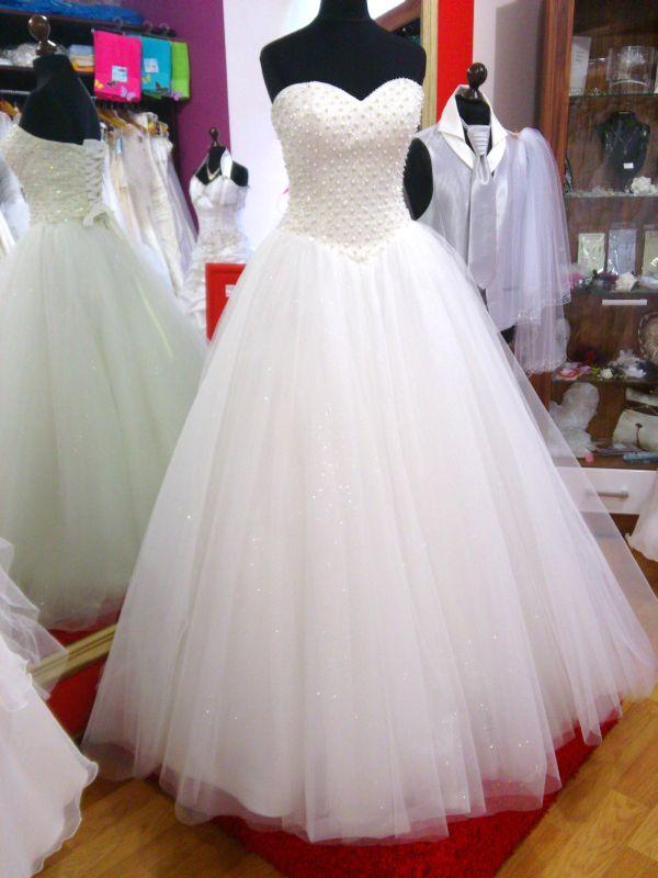 3630f88b30 Suknie ślubne Vestido Suknia ślubna Dla Księżniczki