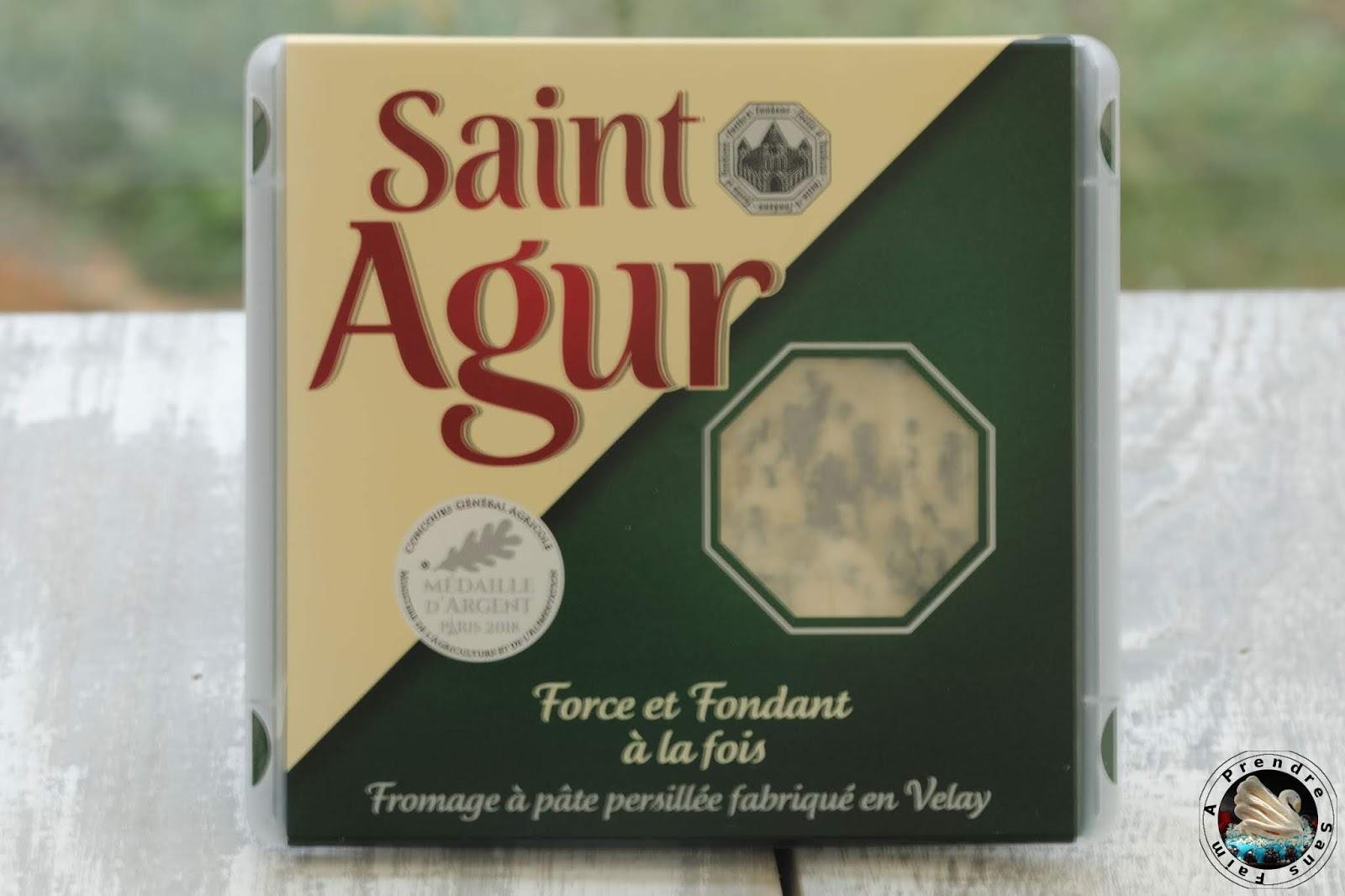 Gratin de spaetzle au Saint Agur