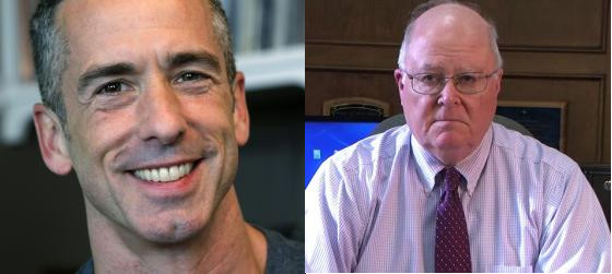 Dan Savage and Bill Donohue