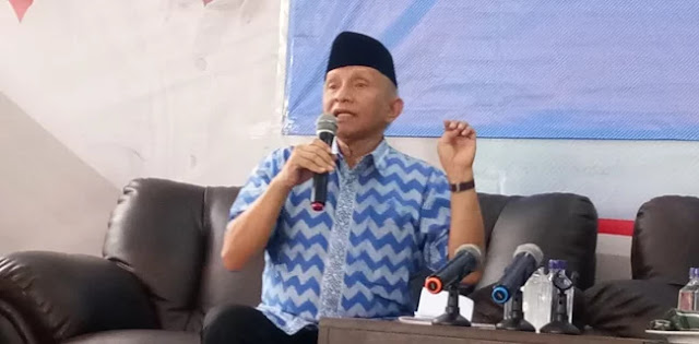 Amien Rais Yakin Malaikat Ikut Doakan Kemenangan Prabowo-Sandi