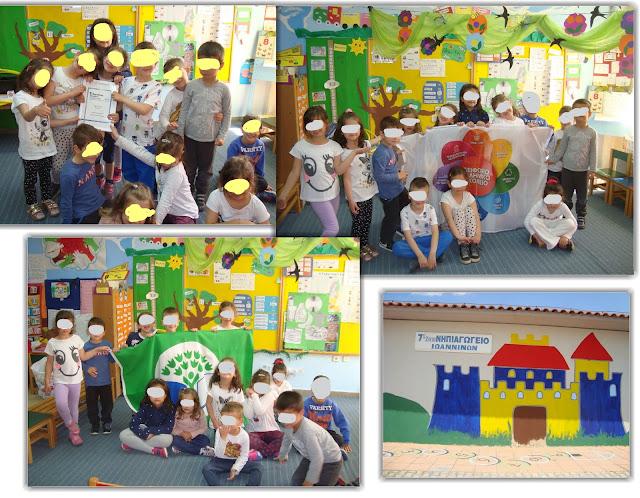 Γιάννενα: Πανελλήνιες διακρίσεις για τους μικρούς μαθητές του 1ου τμήματος του 7ου Νηπιαγωγείου Ιωαννίνων στα Σεισμόπληκτα!