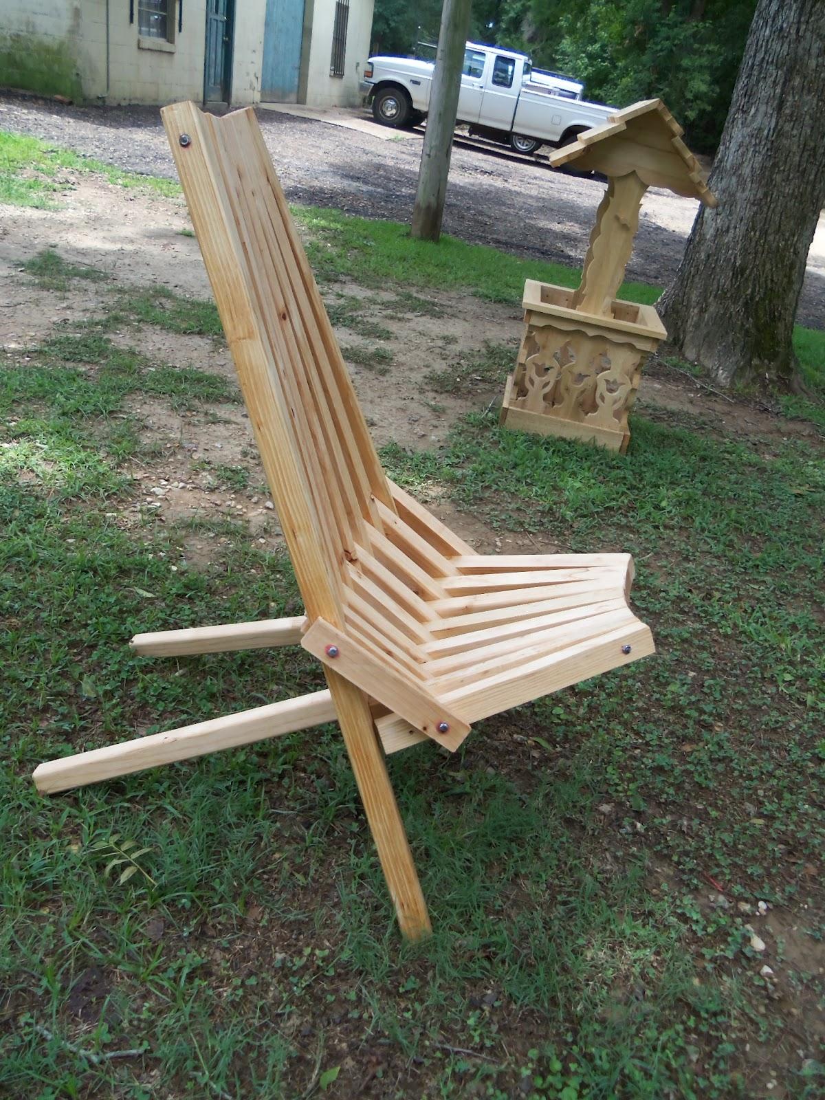 Wddsr Fine Woodworks Kentucky Stick Chair