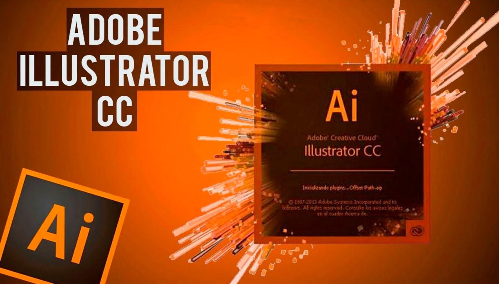 Adobe Illustrator CC 17 Pre Crack License Key Free