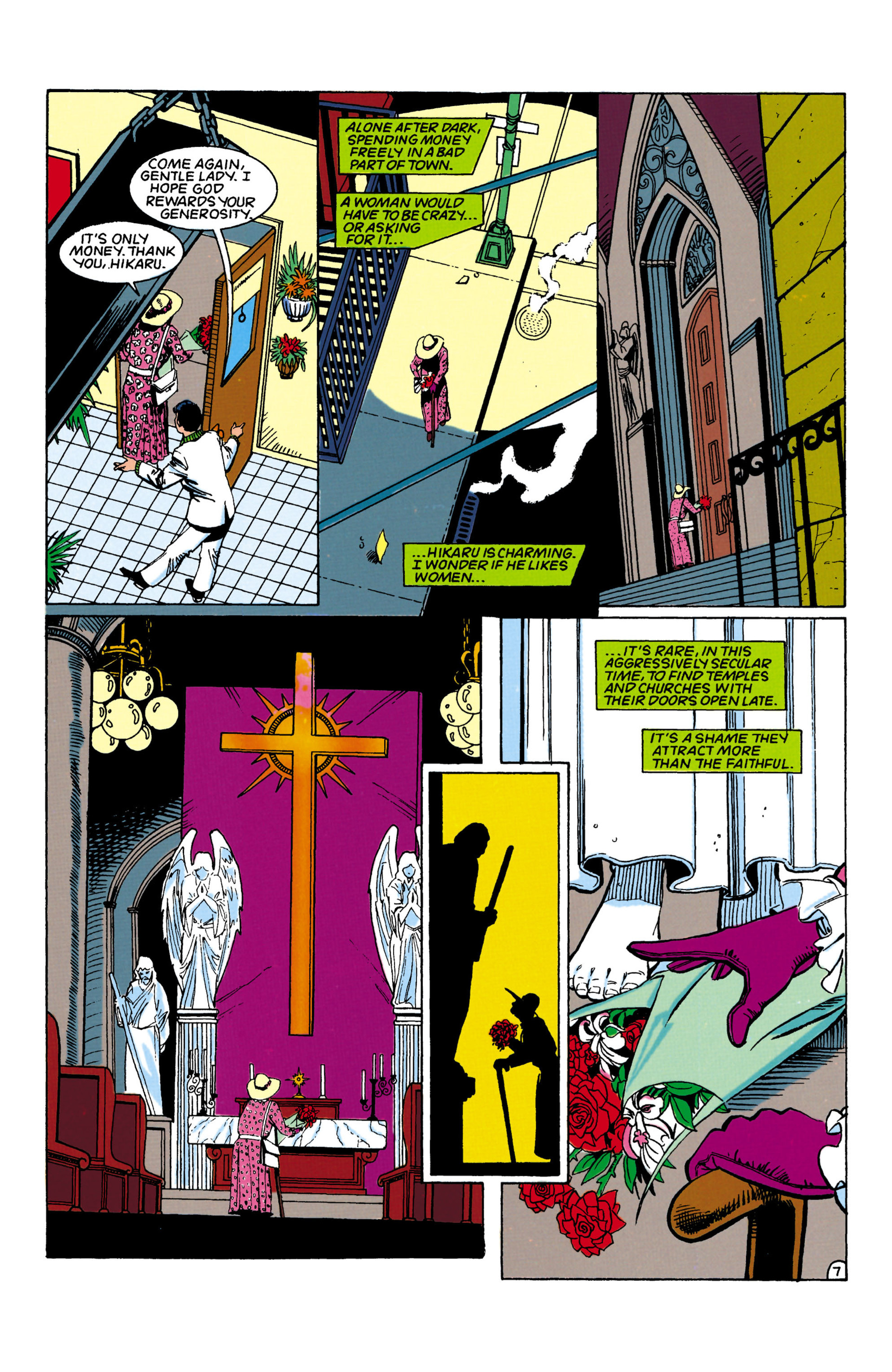 Catwoman (1993) Issue #5 #10 - English 8