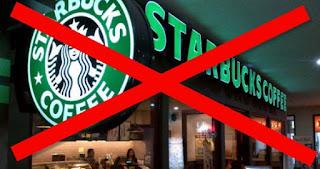 Gerakan Boikot Starbucks Oleh Muhammadiyah Kini Mendunia