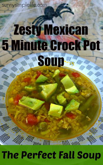 Mexican soup, leftover taco meat soup