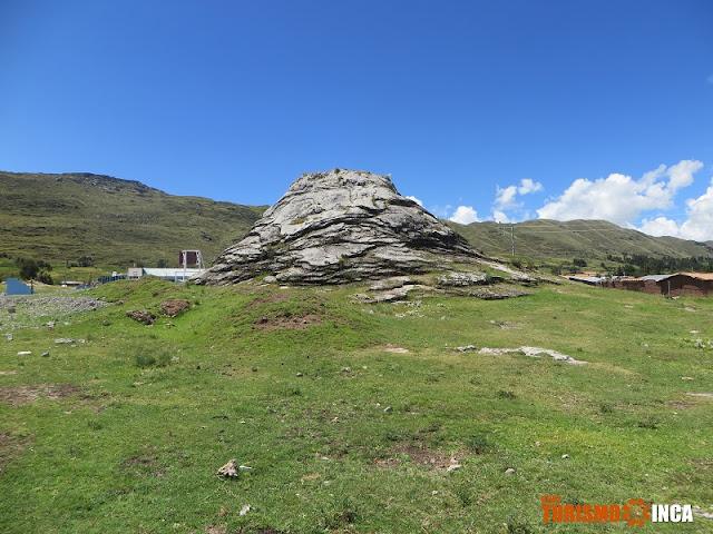 volcán Pabellones Cuzco