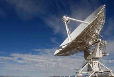 Sinyal Misterius dalam proyek SETI