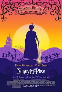Nanny McPhee Poster