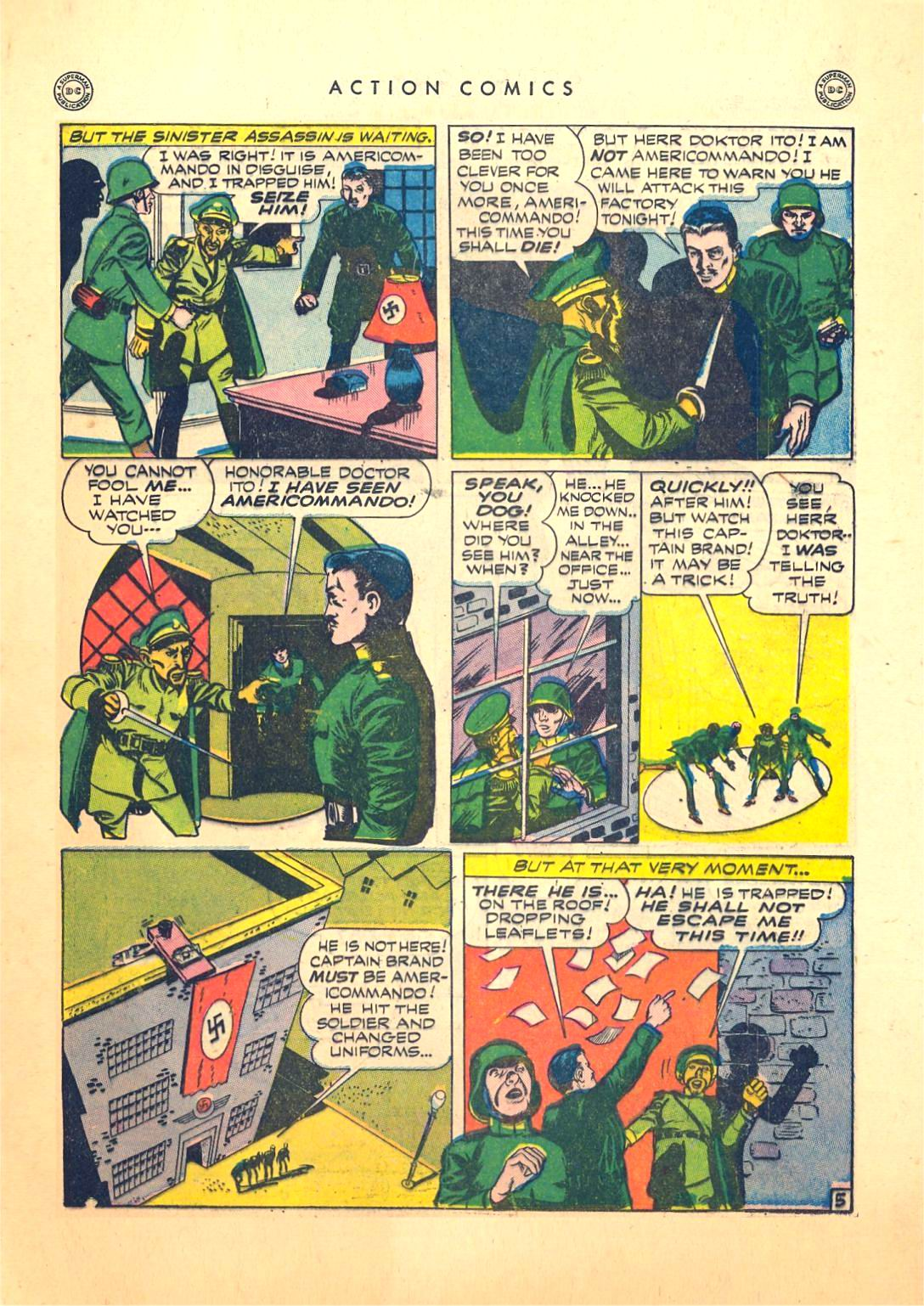 Action Comics (1938) 73 Page 43