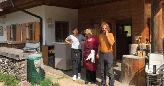 Alto Adige: la prima malga vegana-vegetariana.