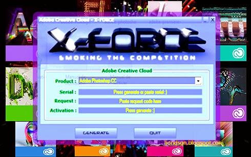 adobe creative cloud keygen x-force скачать
