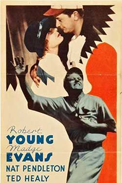 Death on the Diamond (1934)