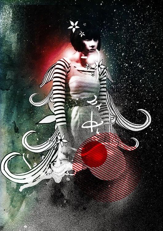 Perttu Murto - Graphic Design - Girl