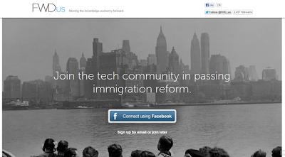 Anche il fondatore di Linkedin tra i primi ad aderire al gruppo politico FWD.us di Mark Zuckerberg
