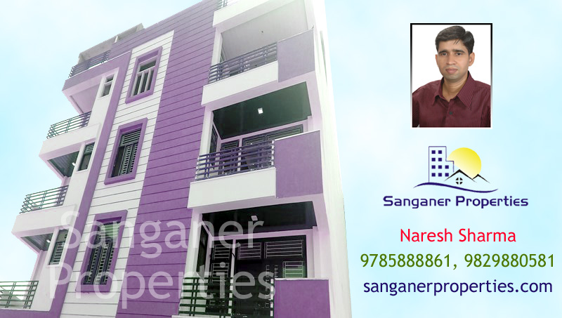2 BHK Flats At Shikarpura Road in Sanganer
