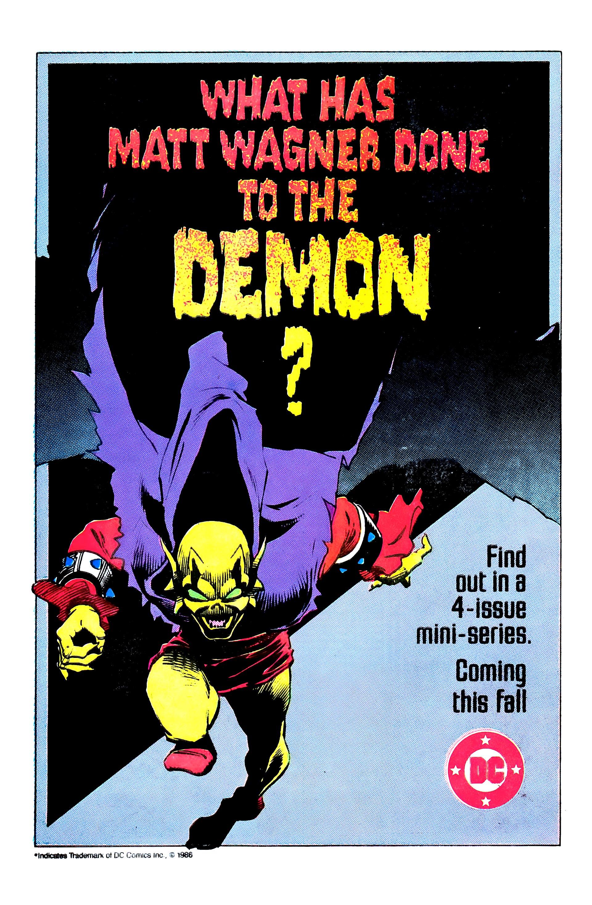 Read online Secret Origins (1986) comic -  Issue #10 - 46