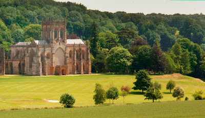 Milton Abbey Dorset successful HLF bid