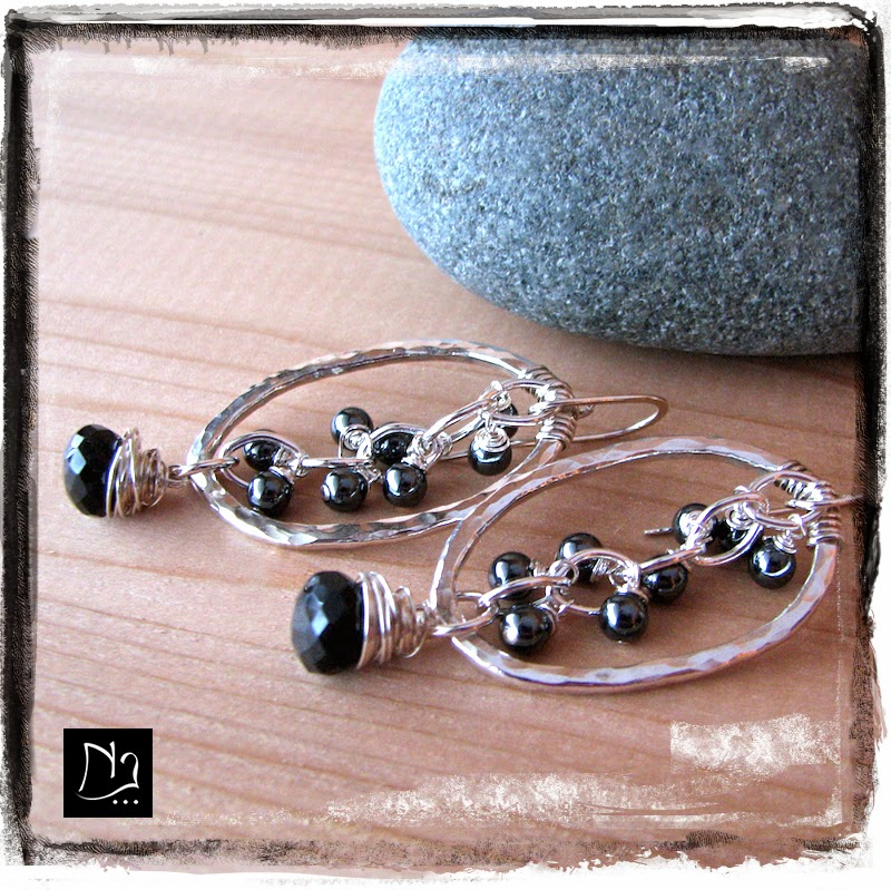 http://www.nathalielesagejewelry.com/collections/sterling-silver-designer-earrings/products/black-spinel-hematite-belinda-earrings