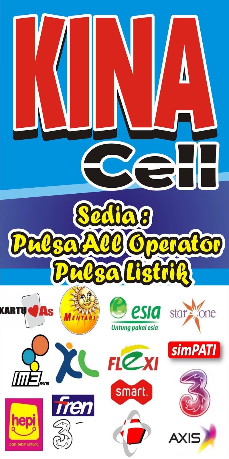 Download Contoh Spanduk Konter Pulsa.cdr - KARYAKU