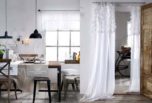 เลือกผ้าม่านตกแต่งบ้านสวยลงตัวทุกมุมมอง