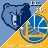Steph Curry, Kevin Durant ejected in Warriors' loss to Grizzlies