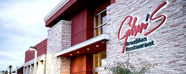 Entrada do Restaurante brasileiro Gilson's em Orlando