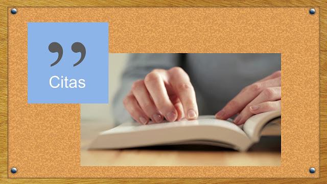 ✓Citas con  Normas APA en Word  【Resumen】