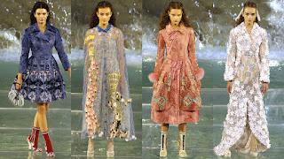 Fendi alta moda fall 2016