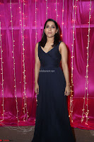 Rashmi Gautam in Black Sleeveless Gown at Zee Telugu Apsara Awards 2017 02.JPG