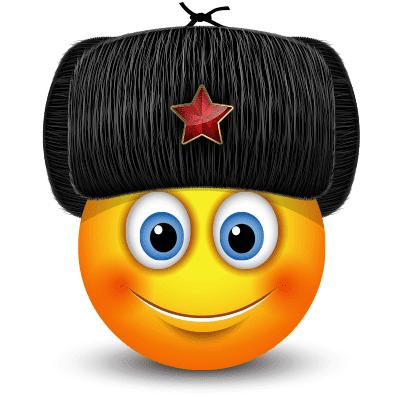 Comrade smiley