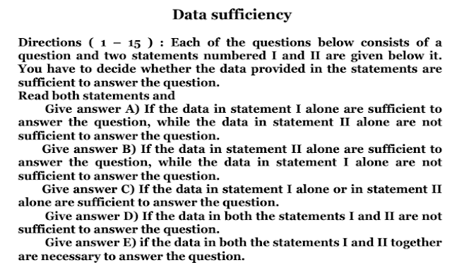 Data Sufficiency Reasoning for Competitive Exams pdf Download