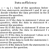 Data Sufficiency Reasoning pdf Download