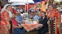 Gülnar Belediyesi 27. Geleneksel Erdemli Türkmen Şöleninde