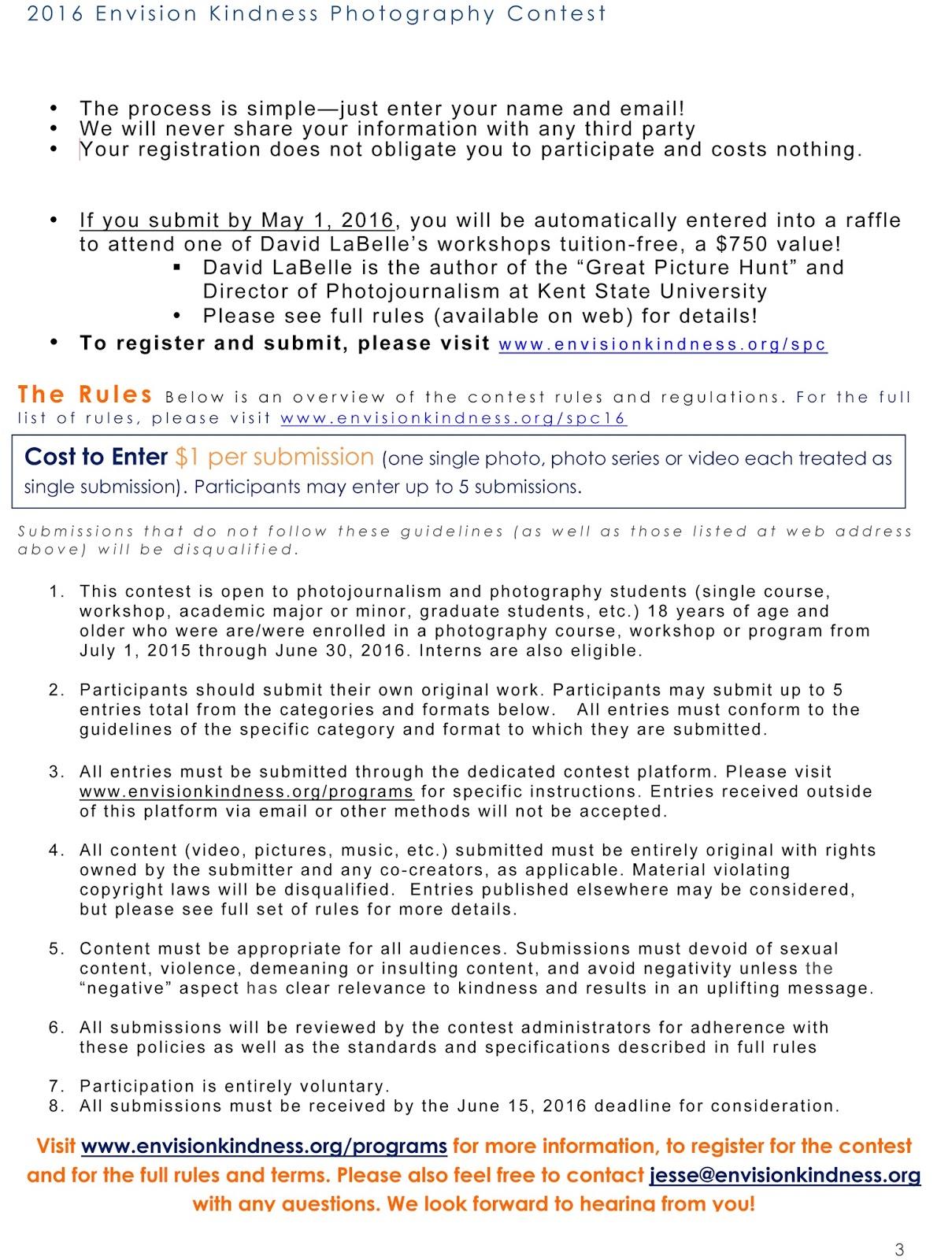 scad thesis prospectus