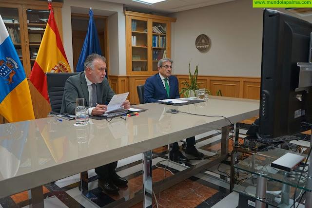 Ángel Víctor Torres incorpora a personal técnico y científico al Comité de Gestión de Emergencia Sanitaria