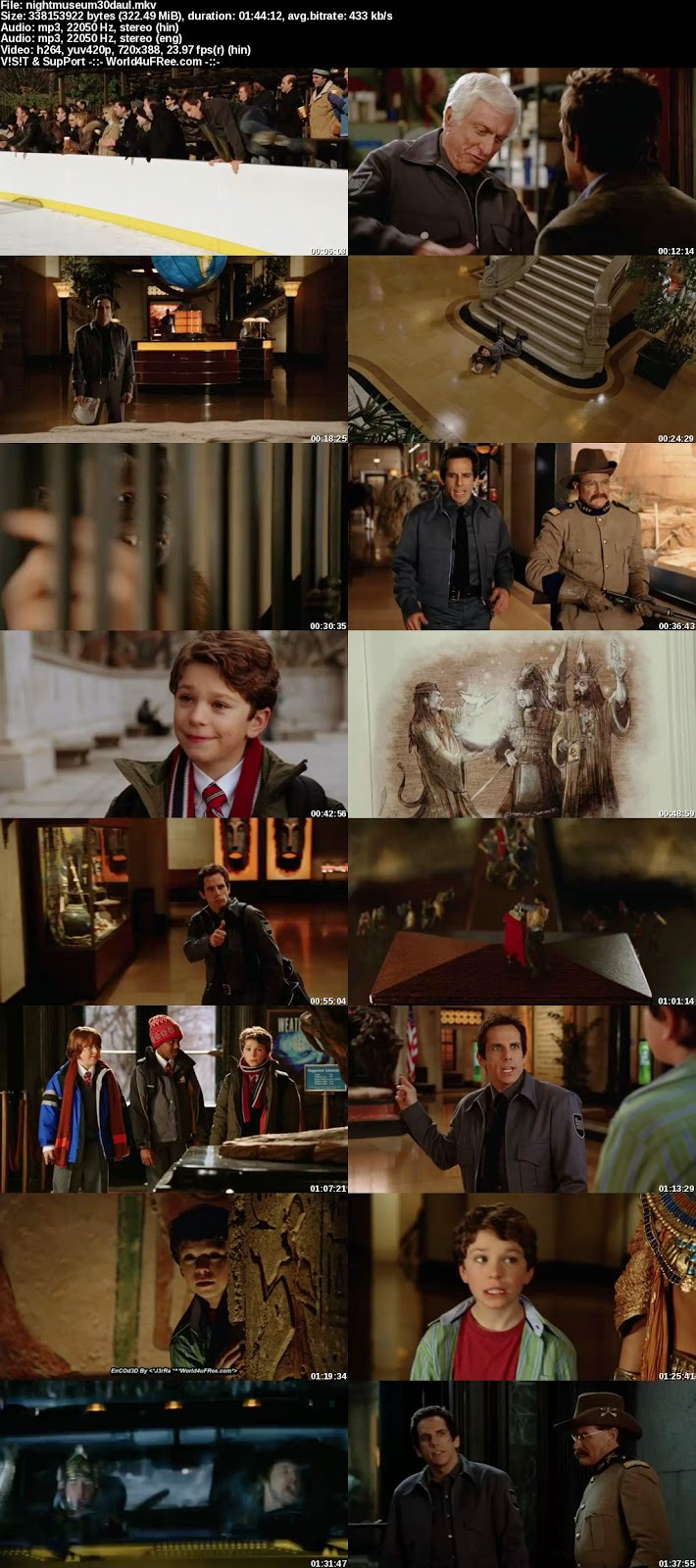 night at the museum 2 dual audio torrent download
