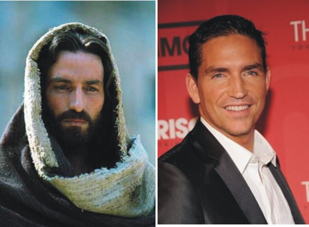 Jim Caviezel - The Passion Of Christh
