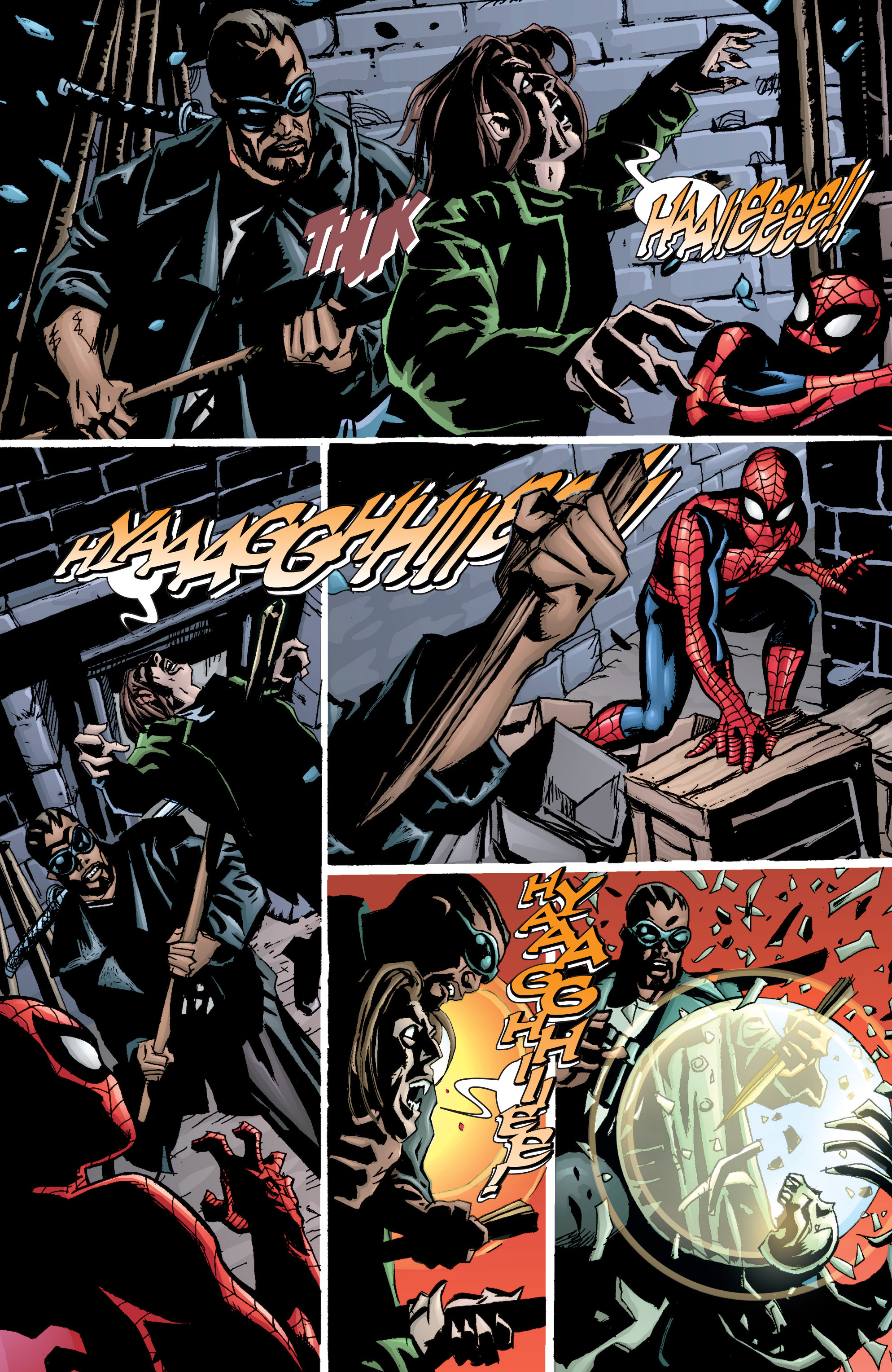 Read online Ultimate Spider-Man (2009) comic -  Issue #150 - 45