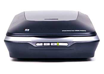epson v500 scan to pdf review