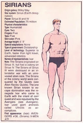 The John Douglas (Mostly) Comic Book Art Site: Handbook of the