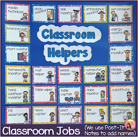 Classroom-Helpers-Printables
