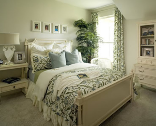 Bedroom Paint Color Ideas For Women - 5 Small Interior Ideas
