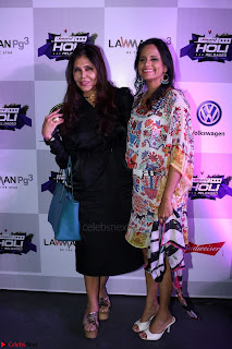Pre Celetion Of India Premiere Edm Holi Festival With Many Bollywood Celebrities   9th March 2017 018.JPG