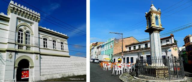 Salvador: Forte de Santo Antônio (Forte da Capoeira) e Cruz do Pascoal