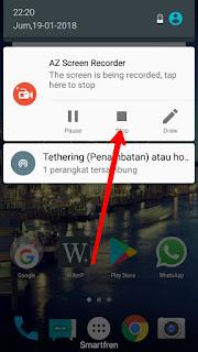 Cara Merekam Video Call WhatsAp, LINE, BBM, IMO, Massenger, Skype Tanpa Root
