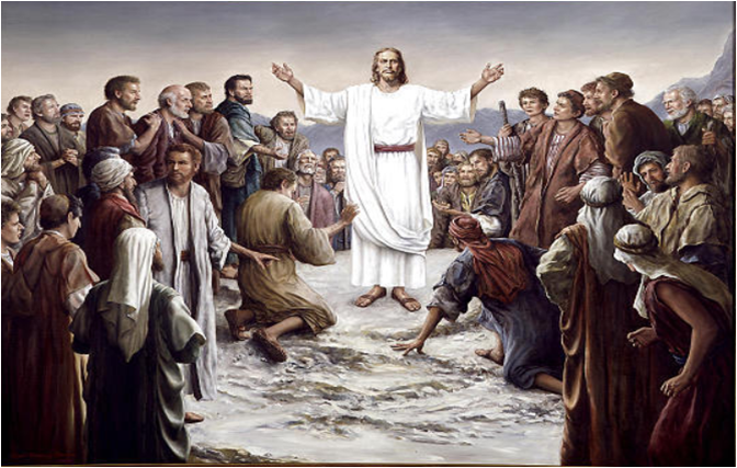 developing a personal relationship with jesus christ