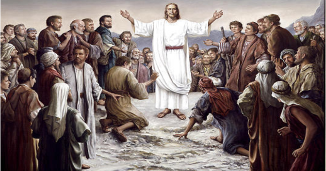 The Social Relationships of Jesus