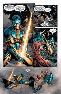 """Reseña de """"X-O Manowar"""" Edición de Lujo 1 - Medusa Cómics"""
