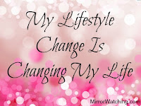 How my lifestyle change is changing my life